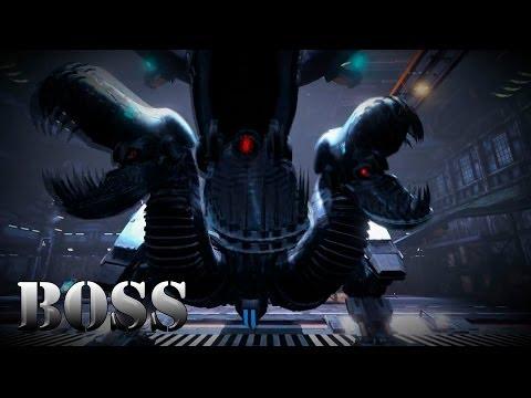 Teenage Mutant Ninja Turtles: Out Of The Shadows [HD] - Boss Battle