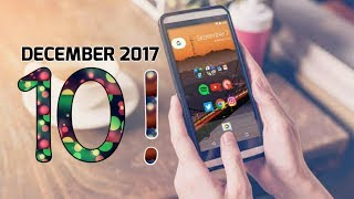 Must Have Android Apps : December 2017 🔥 [TOP NEW]