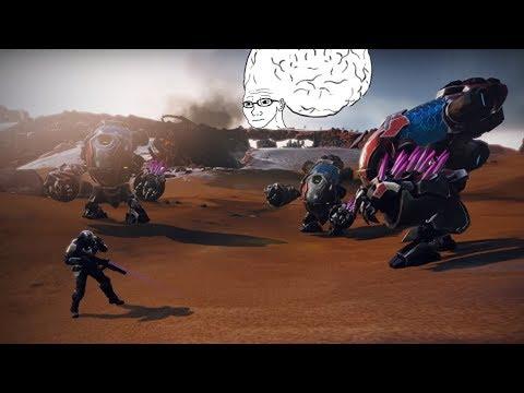 NASA scientist plays Halo Wars 2