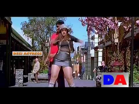 Rambha panty visible hot dance - HD thumbnail