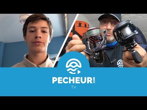 La question d'Alexandre, notre jeune sponsor - Comment régler les freins de ses moulinets spinning et casting ?