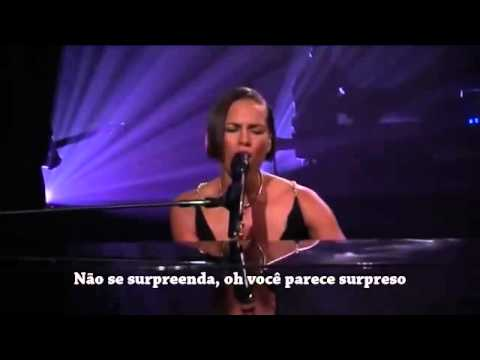 Alicia Keys   Brand New Me Tradução   YouTube