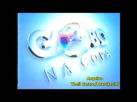 Intervalos - Brasil x Gana/ Copa do Mundo 2006 (Globo)