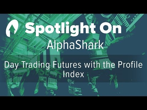 Day Trading Futures with the Profile Index