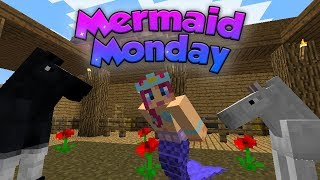PONY STABLES! | Mermaid Monday S2 Ep 8 | Amy Lee33