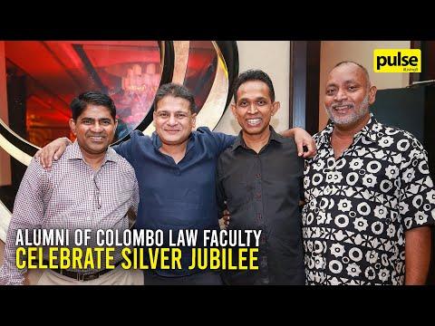 Alumni of Colombo Law Faculty Celebrate Silver Jubilee