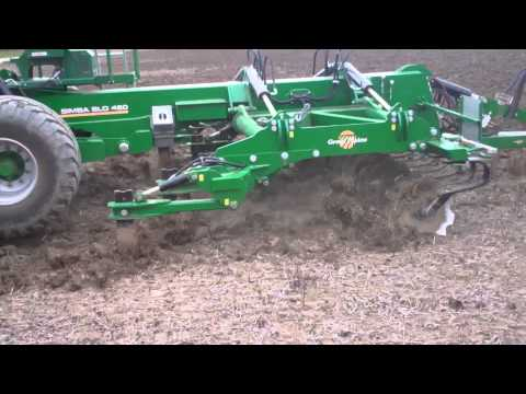 FARMERS GUARDIAN ON TEST: Great Plains SLD cultivator