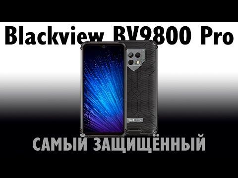 Смартфон Blackview BV9800 Pro 6580 мАч и противоударность
