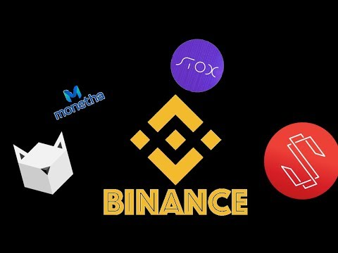New Binance Coin Voting and BMC Buy Back!