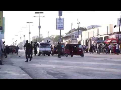 Mogadishu City Capital of Somalia today good morning Mogadishu 3/31/2019