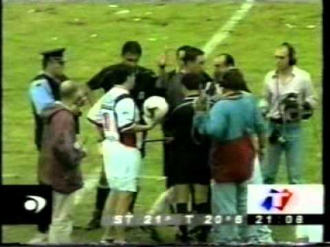 28.12.2002 Douglas 1 (2) - Racing 0 (3) Final TN Deportivo.mpg