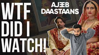 Netflix's AJEEB DAASTAANS Will Make You Go WTF!   Review Thumb