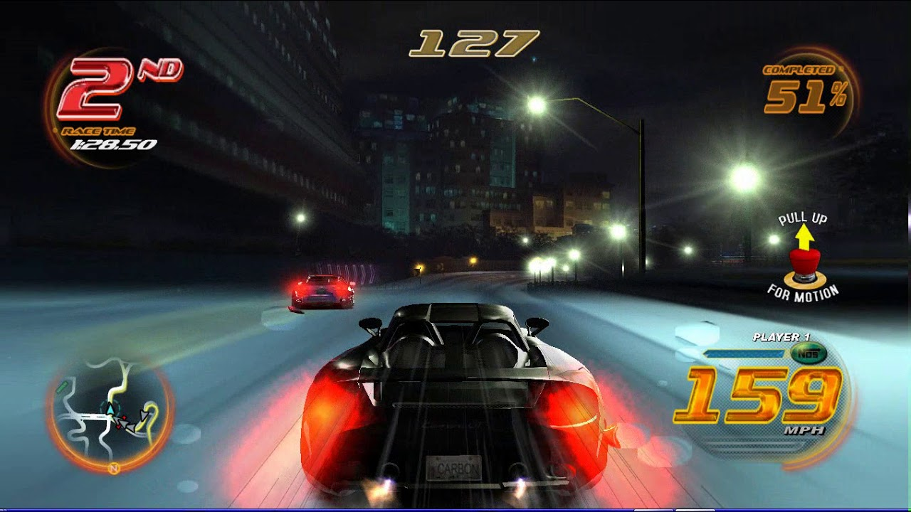 Arcade Pc Need For Speed Carbon Global Vr Arcade Pc Dump