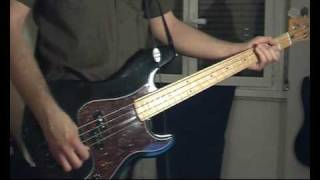 My friend Goo - Sonic Youth bass cover