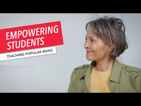 Engaging and Empowering Students | Songwriting | Teaching Popular Music in the Classroom