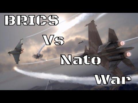 NATO Vs BRICS Military Comparison || BRICS Vs NATO/OTAN