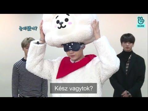 BTS Run Ep 43. Yoonkook Cut Hunsub. Halláspróba.
