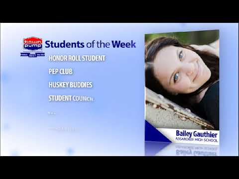 Students of the Week: Shea Ostrum and Bailey Gauthier of Absarokee High School