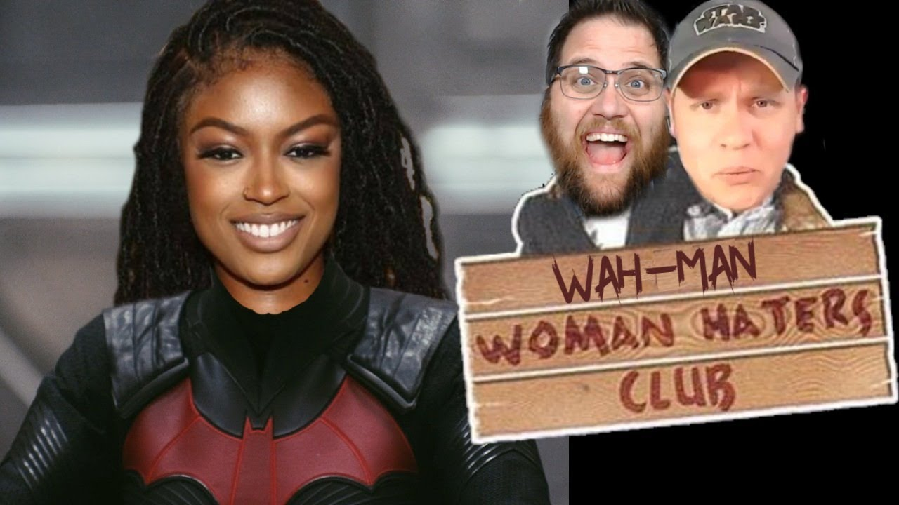 Woke Batwoman Just Got Even More Woke! - MAD REACTION!! THIS NEEDS TO STOP
