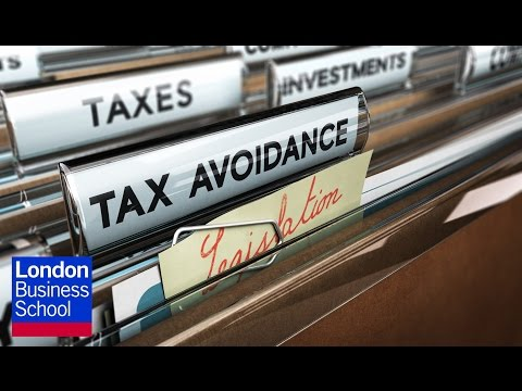 Webinar: How to deal with tax avoidance | London Business School