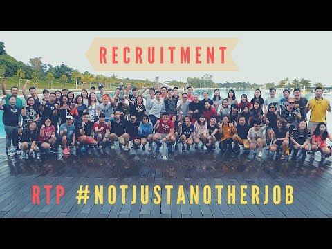 Singapore Financial Adviser Team Recruitment Video - RTP #NotJustAnotherJob