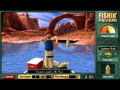 Fishing Fiver Games