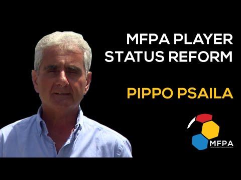MFPA Player Status Reform - Pippo Psaila