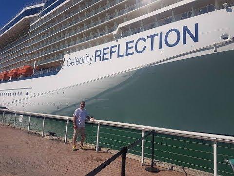 CELEBRITY REFLECTION - A WALK THROUGH THE DECKS