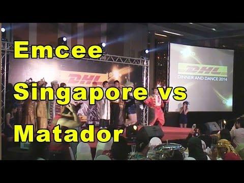 emcee singapore 11