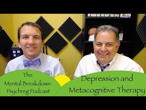Depression and Metacognitive Therapy