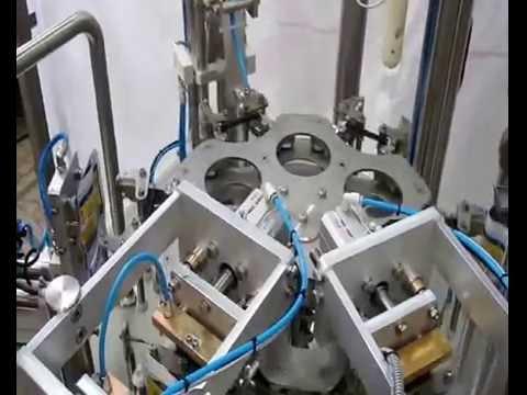 Автомат мод. TDP-3M для готовых пакетов Дойпак-реторт (предназначенных для стерилизации)