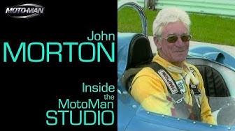 John Morton: Racing Shelby, BRE Datsun, Porsche & more - Inside the MotoMan Studio