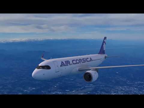 A320 Neo Air Corsica I Sanguinarii