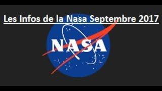 NASA News September 2017 (All Subtitles Languages)