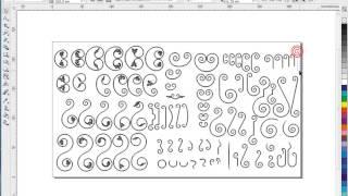 Графический конструктор для ковки на базе Corel Draw. Часть 2.(Основное назначение - достаточно быстрое и максимально облегченное создание профессиональных эскизов..., 2014-11-27T19:49:15.000Z)