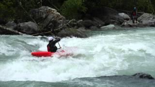 Kayaking Inn - Engadin - Switzerland