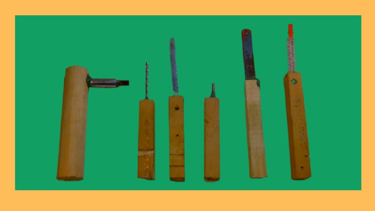 Herramientas caseras taladro manual sierra manual for Bar casero de madera