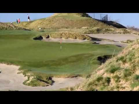 Under Par On US Open Course - Chambers Bay