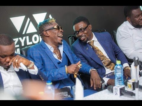 Zylofon Media Signs Shatta Wale