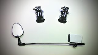 Unbox Helmet Mirrors, Camera accessories