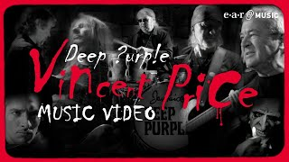 "DEEP PURPLE ""Vincent Price"" Official Video (HD) from NOW What?! - OUT NOW!"