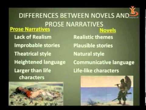 SANDHAN (AGIC): Rise of the English Novel