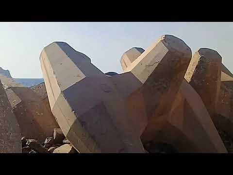 Corniche Mutrah Souq, Muscat, Oman, Walk Travel Video Part - 2