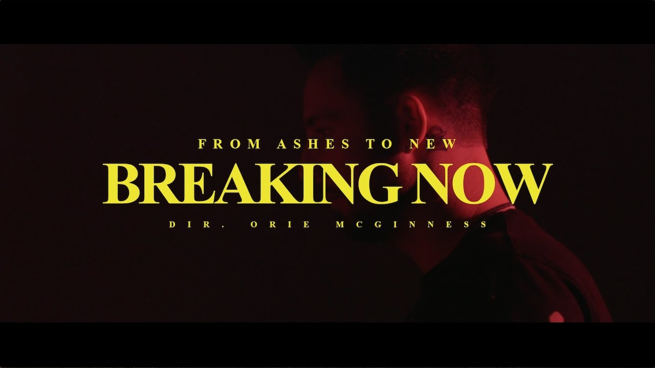 From Ashes to New - Breaking Now (Official Video) - YouTube