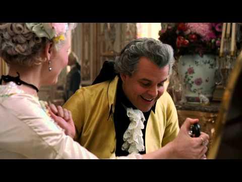 Marie Antoinette(2006) tea cut