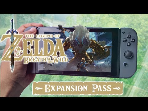 Legend of Zelda Breath of the Wild DLC Pack 1 Review