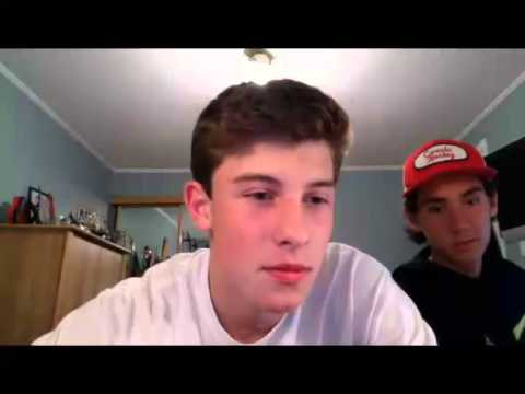 Shawn Mendes singing Life of the party (Younow 26/06/14)