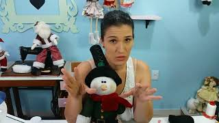 live boneco de neve da cartola