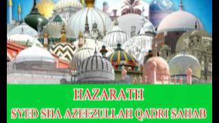 hazarath syed shah azizullah qadri sahab new bayan 2015 rgdm
