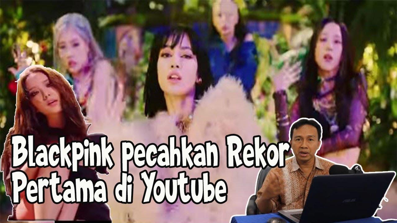 Luar Biasa!! How You Like That lagu milik Blackpink Pecahkan trending di YouTube Premier